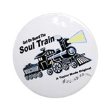 Soul Train Ornament (Round)