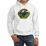 Sleepy Hollow Police Hooded Sweatshirt