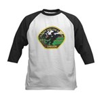 Sleepy Hollow Police Kids Baseball Jersey