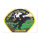 Sleepy Hollow Police Postcards (Package of 8)