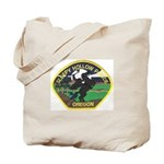 Sleepy Hollow Police Tote Bag