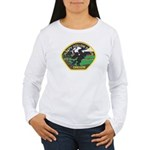 Sleepy Hollow Police Women's Long Sleeve T-Shirt