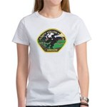 Sleepy Hollow Police Women's T-Shirt