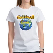 Softball Earth Tee