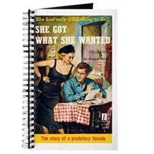"Pulp Journal-""She Got What She Wanted"""