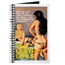 "Pulp Journal - ""The Leather Girls"""