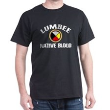 Lumbee Native Blood T-Shirt