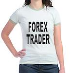 Forex Trader Jr. Ringer T-Shirt