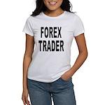 Forex Trader Women's T-Shirt