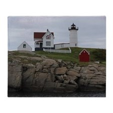 Nubble Light Throw Blanket
