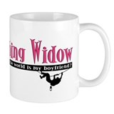 Caching Widow - Boyfriend version Small Mug