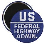 Highway Administration Magnet