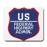 Highway Administration Mousepad