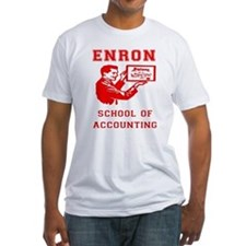 Enron School of Accounting Shirt
