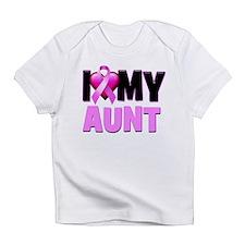 I Love My Aunt Infant T-Shirt