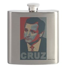 Ted Cruz, Cruz, old colors Flask