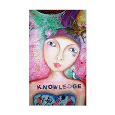 knowledge Decal