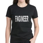 Engineer (Front) Women's Dark T-Shirt