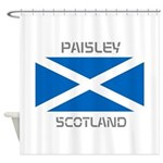Paisley Scotland Shower Curtain