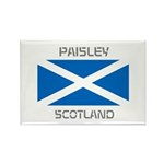 Paisley Scotland Rectangle Magnet (10 pack)