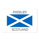 Paisley Scotland Postcards (Package of 8)