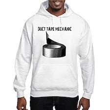Duct tape mechanic. Funny Hoodie