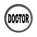 Doctor Wall Clock