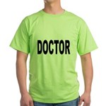 Doctor Green T-Shirt