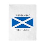 Peterhead Scotland Twin Duvet