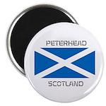 Peterhead Scotland Magnet