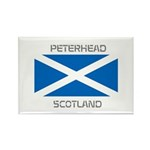 Peterhead Scotland Rectangle Magnet (100 pack)
