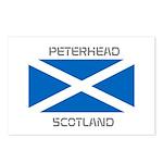 Peterhead Scotland Postcards (Package of 8)