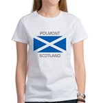 Polmont Scotland Women's T-Shirt