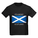 Polmont Scotland Kids Dark T-Shirt