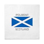 Polmont Scotland Queen Duvet