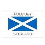 Polmont Scotland Postcards (Package of 8)