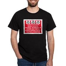 HUNTER S. THOMPSON QUOTE T-Shirt