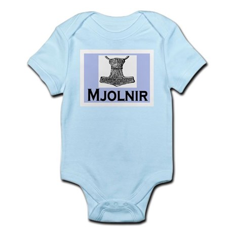 MJOLNIR (THORS HAMMER) Infant Bodysuit