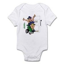 Grandma Gambler Infant Bodysuit