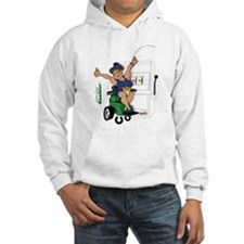 Grandma Gambler Hoodie Sweatshirt