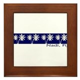Lautoka Framed Tile