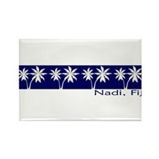 Lautoka Rectangle Magnet (10 pack)