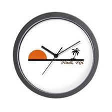 Levuka Wall Clock