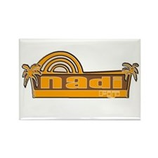 Levuka Rectangle Magnet (100 pack)