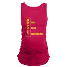 CSI Maternity Tank Top