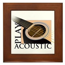 Play Acoustic Framed Tile