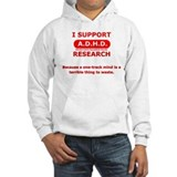 Support ADHD Research Hoodie