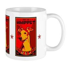 Obey the Whippet! coffee Mug