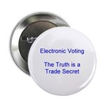 "The Truth is Trade Secret 2.25"" Button (100 pack)"