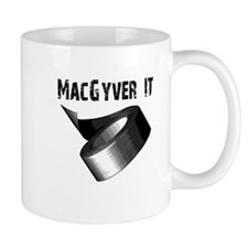 MacGyver It. Duct tape Mug